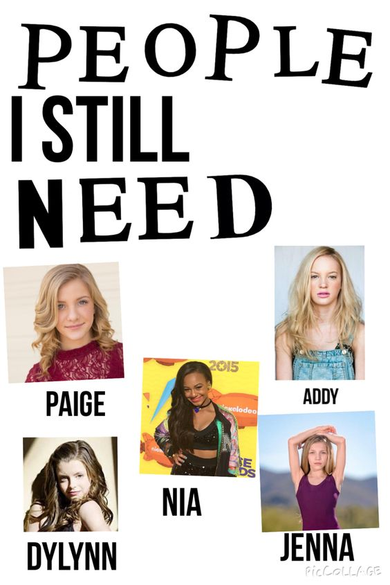 Please please please join and Paige is taken