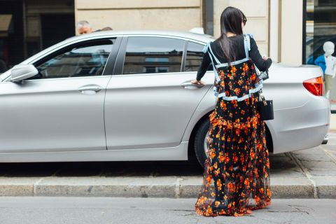 Couture Week Street Style Fall 2016 - Street Style at Paris Couture Week 2016