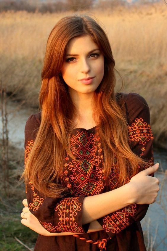 Ukrainische frauen hübsche Russische Frauen