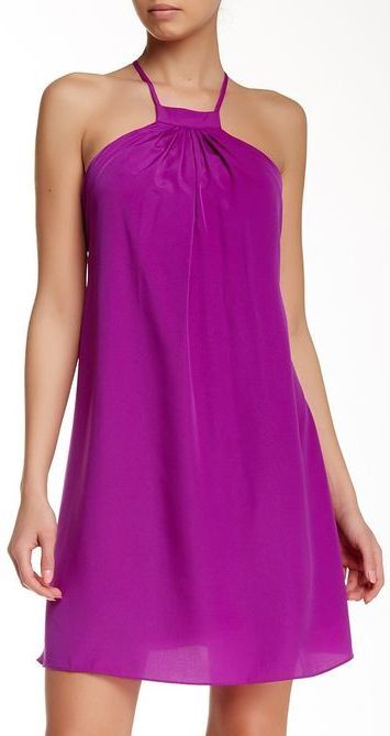 1.State | Halter Dress | Sponsored by Nordstrom Rack.