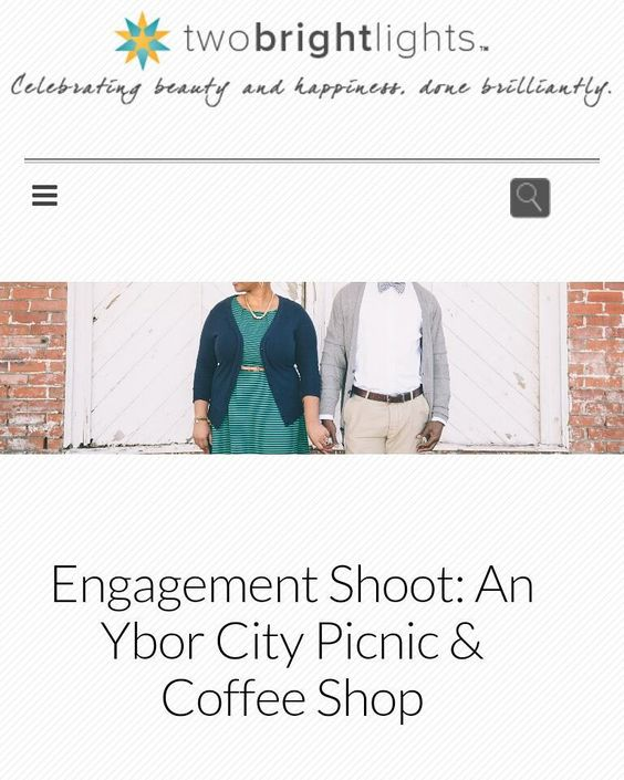 Today one of my engagement got featured on @two_bright_lights! And I visited @blindtigerybor during this session #achievementunlocked #weddingphotographer #tampa #yborcity #engagement #choosetampa #weareengaged #couples love