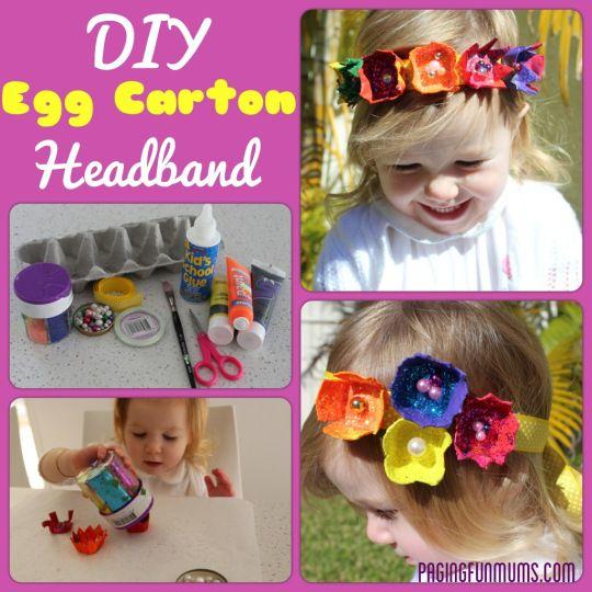 Caixa de Ovos Headbands