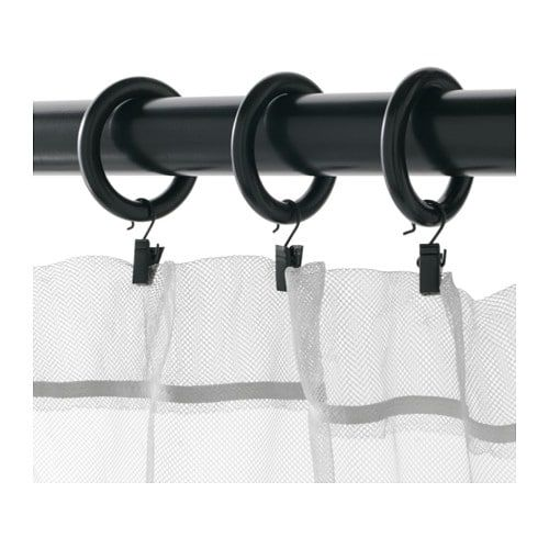 Us Furniture And Home Furnishings Curtains With Rings Curtain Rings With Clips Ikea
