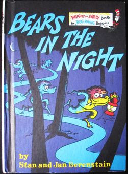Bear in the Night by Stan and Jan Berenstain