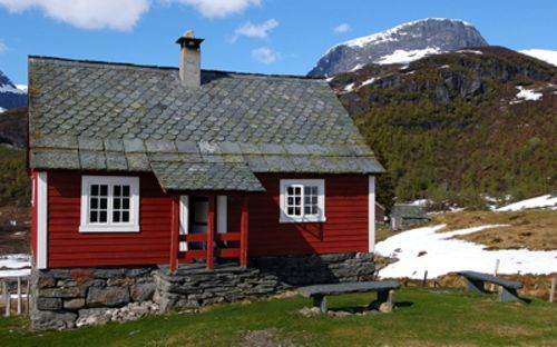 Cabin (hytte) in Norway