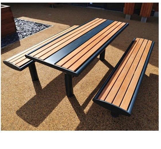 Some Of Wpc Benches Follows With The Picnic Table And Use Them Together In  This High