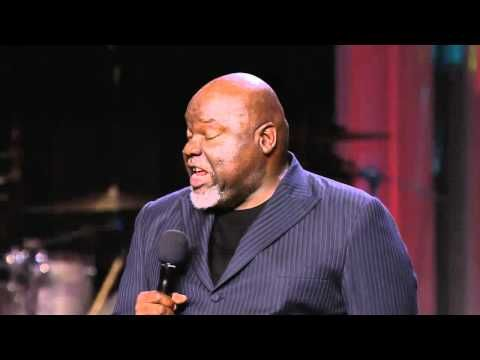 Pink Impact 2011 | T.D. Jakes | God's Daughter