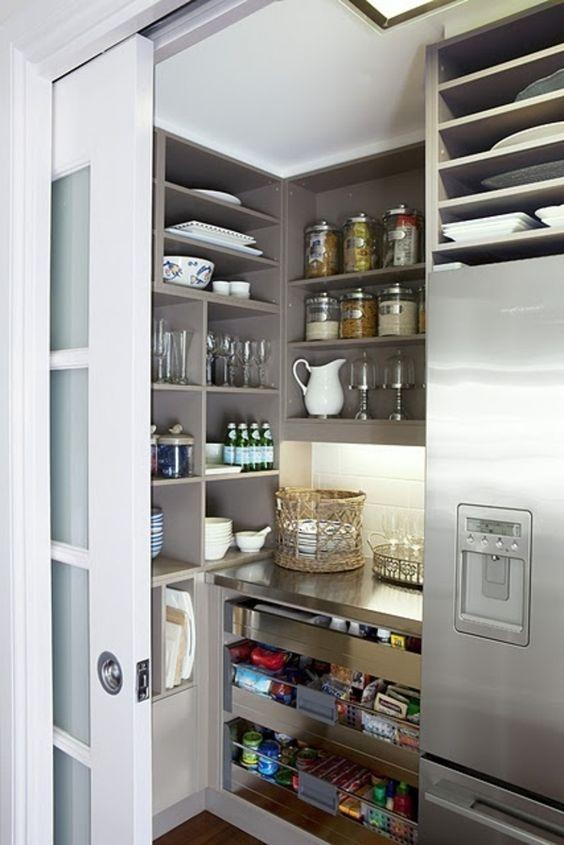 Die besten 25+ Ordnungssystem offene küche Ideen auf Pinterest - apothekerschrank küche ikea