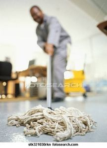 How to Clean an Office Building