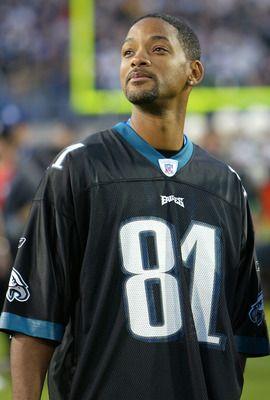 NFL Jerseys - Will Smith is a Philadelphia Eagles Fan, of course | Fly Eagles ...