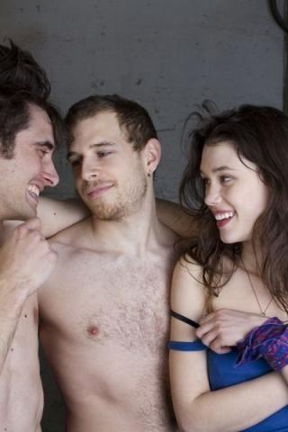 El Sexo de los Angeles :: Angels of Sex  :: Astrid Berges Frisbey  :: Llorenc Gonzalez  :: Alvaro Cervantes  ::