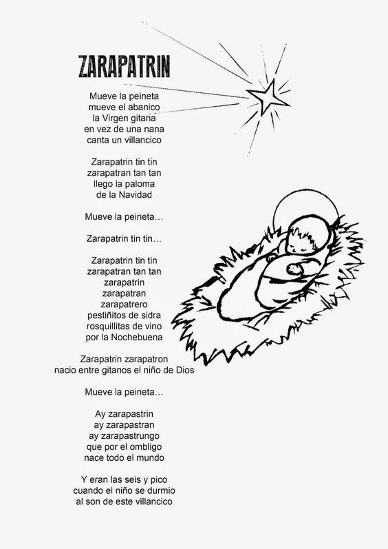 Infantil Mercedarias: zarapatrin