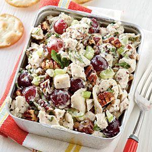 Poppy Seed Chicken Salad | MyRecipes.com