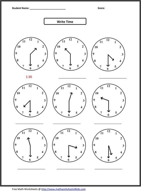 2nd Grade Free Worksheets Math – Math Free Worksheets