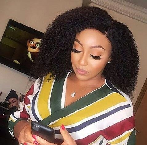 Rita Dominic Loves Bold Dresses Here Are Her Most Iconic Looks Mftv Black Hair Types Black Natural Hairstyles Short Hair Styles