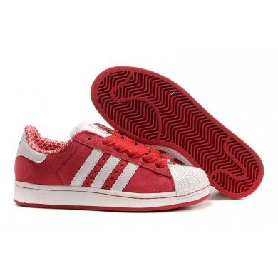 adidas originals star men red