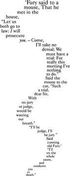 Poem by Lewis Carrol