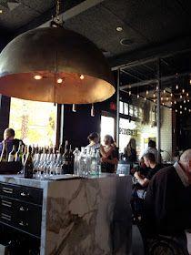 Redd Restaurant designed by Erin Martin Design - St. Helena