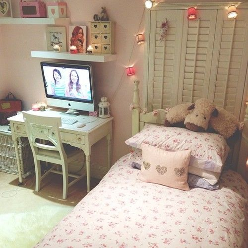 Caves apple mac and little girl rooms on pinterest for Room decor zoella
