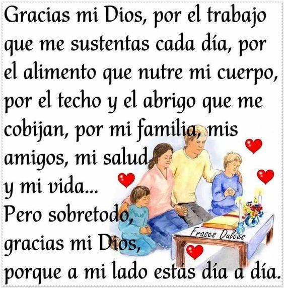 Una Familia !!! Y Dios en ella!!! <3