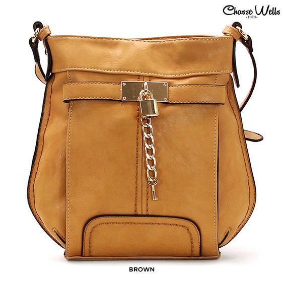 Chasse Wells Déverrouiller Votre Rêve Messenger Bag - Assorted Colors