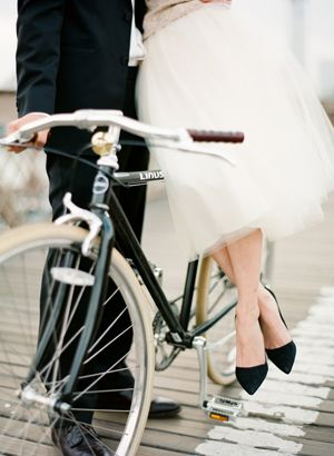 and a touch of tulle...
