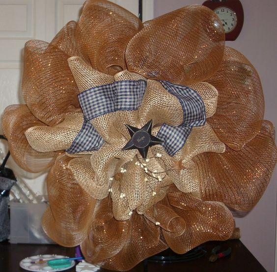 Primitive #4 Wreath
