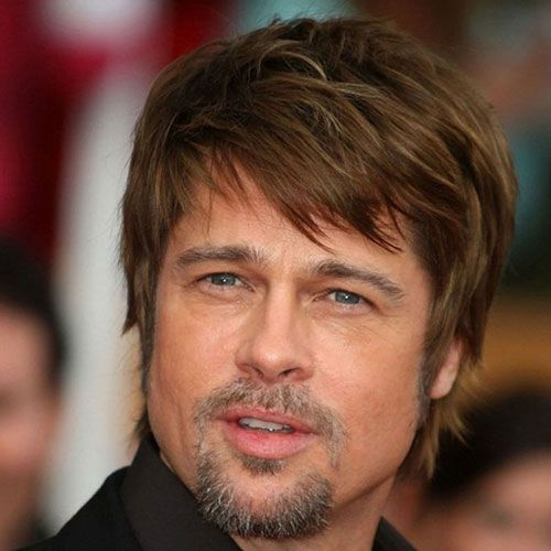 17 Best Brad Pitt Beard Styles 2020 Guide Brad Pitt Beard Brad Pitt Hair Mens Facial Hair Styles