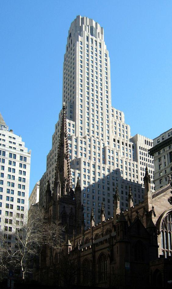 One Wall Street / BNY Mellon Building (Manhatten, NYC)