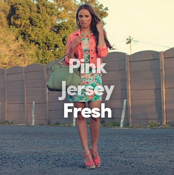 #Pink #Jersey #Fresh Register and upload your #ThreeWordWardrobe to stand a chance to win Spree shopping vouchers worth R 5 000. T&C apply. l skip.co.za