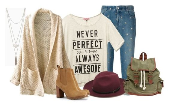 """""""In Style"""" by disneygirl2820 on Polyvore featuring STELLA McCARTNEY, Wet Seal, Mulberry and Tory Burch"""