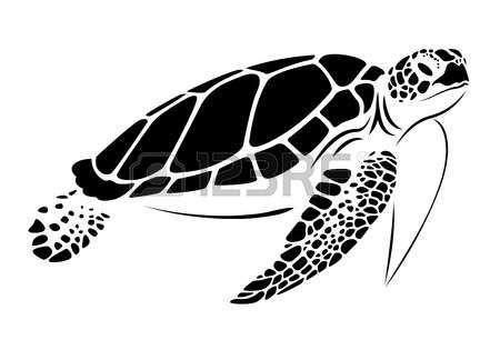 Sea Turtle Clipart Olive Ridley 16 450 X 315 Sea Turtle Art Sea Turtle Drawing Turtle Drawing