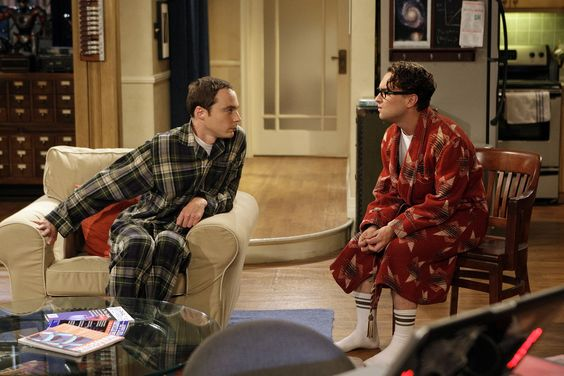 "The Big Bang ""The Bad Fish Paradigm"" S2EP1"