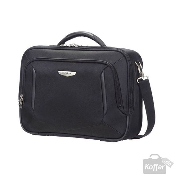 Samsonite X'Blade 2.0 Laptop Shoulderbag Black