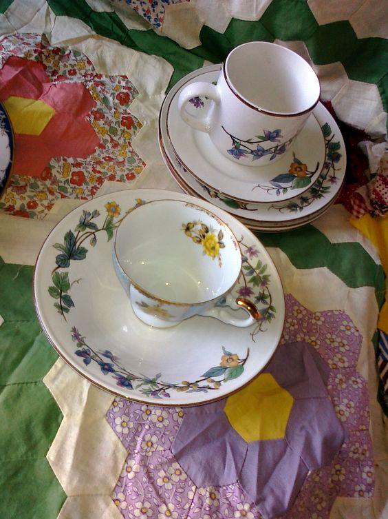 mixed tea cups: Tea Party, It S, Teas, Mixed Tea, Tea Cups