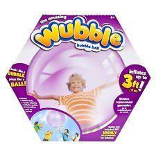 Wubble Bubble Ball Purple - No Pump