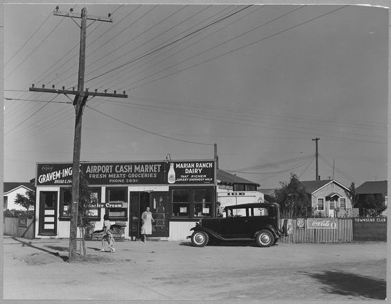 1930s[Grand Central Airport, 1310 Air Way, Glendale] (5 views ...
