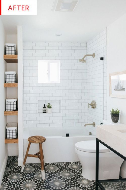 5 Simple Ways To Remodel Your Bathroom With Images Small