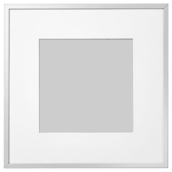 Silverhojden Frame Gold Gold 12x16 Frame Frames On Wall Ikea Frames
