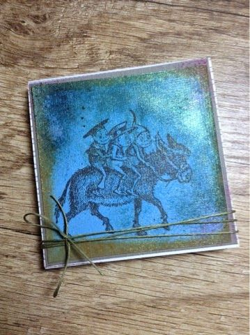 kreativMANUfaktur: Merci-Verpackungen You can find this Donkey rubber stamp here: https://www.etsy.com/listing/183889273/donkey-rubber-stamp-the-brownies-on-a?ref=shop_home_active_9