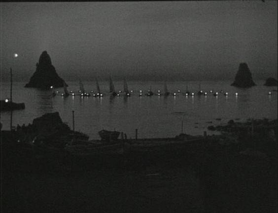La terra trema: Episodio del mare, 1948. Director Luchino Visconti.  It received the International Prize at the 9th Venice International Film Festival in 1948.