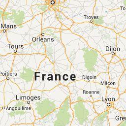 Google Street View En France Google Maps SLL Pinterest - Paris france google maps