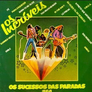 Os Incríveis - The Clevers | Grupo de Rock