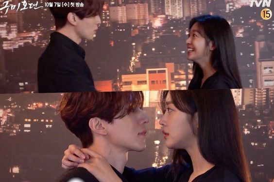 Watch: Lee Dong Wook And Jo Bo Ah Compliment Each Other On Set Of Poster Shoot For Fantasy Drama