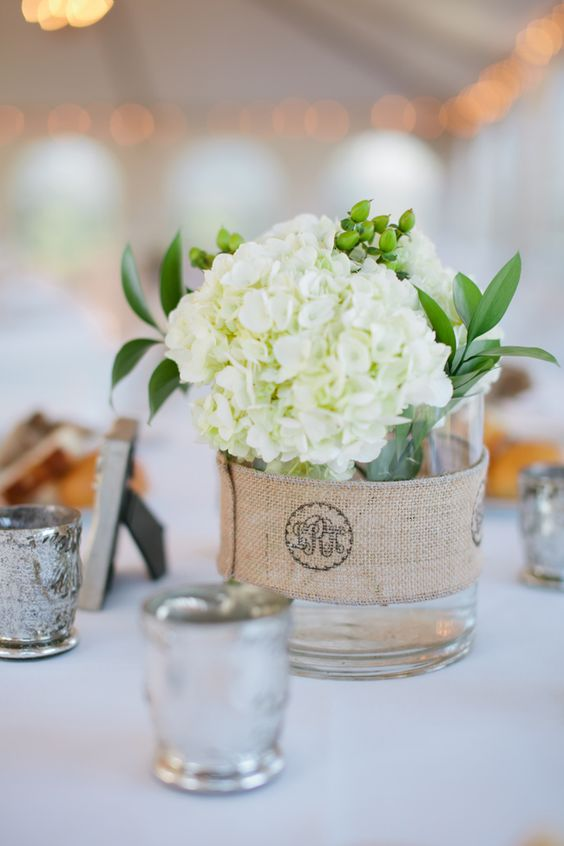 Elegant details at this Green & Gray Woodlawn Manor Wedding http://fabyoubliss.com