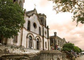 The Mission of Saint José de Boroma - http://www.zambezitraveller.com/cahora-tete/history/mission-saint-josé-de-boroma - photo by Gigi Guimbeau