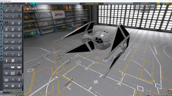 tie fighter: