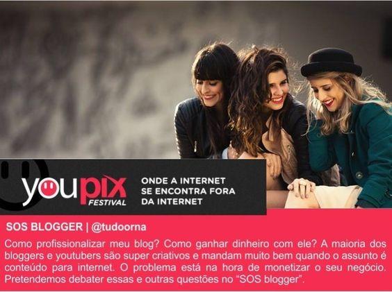 Tudo Orna no YouPix 2013   Rio de Janeiro - Tudo Orna   Maior blog de moda, beleza e cinema de Curitiba PR