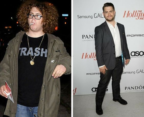 jack osbourne before and after - photo #7