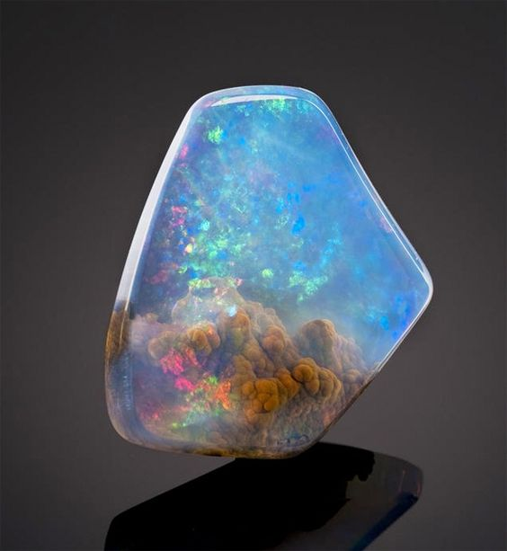 The Stone of the Century. The still evolving Opal has many uses as well as complimenting to any setting it may find itself in.